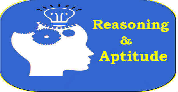 Aptitude and Reasoning