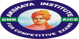 Akshaya Institute For Competitve Exams Logo