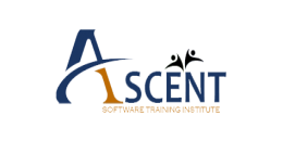 Ascent Software Training institute Logo