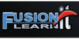 FUSION LEARN IT Logo