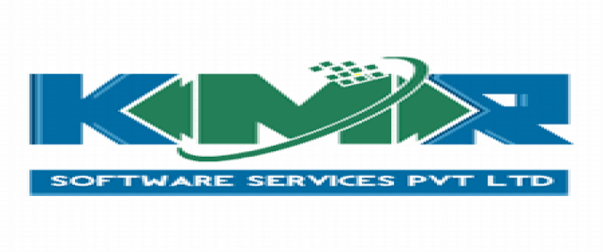 KMR SOFTWARE SERVICES PVT LTD Logo