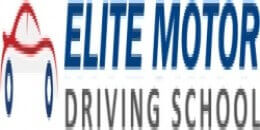 Elite Motor Driving Logo