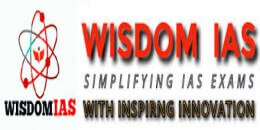 WISDOM The Institute for Competitive Exams Logo
